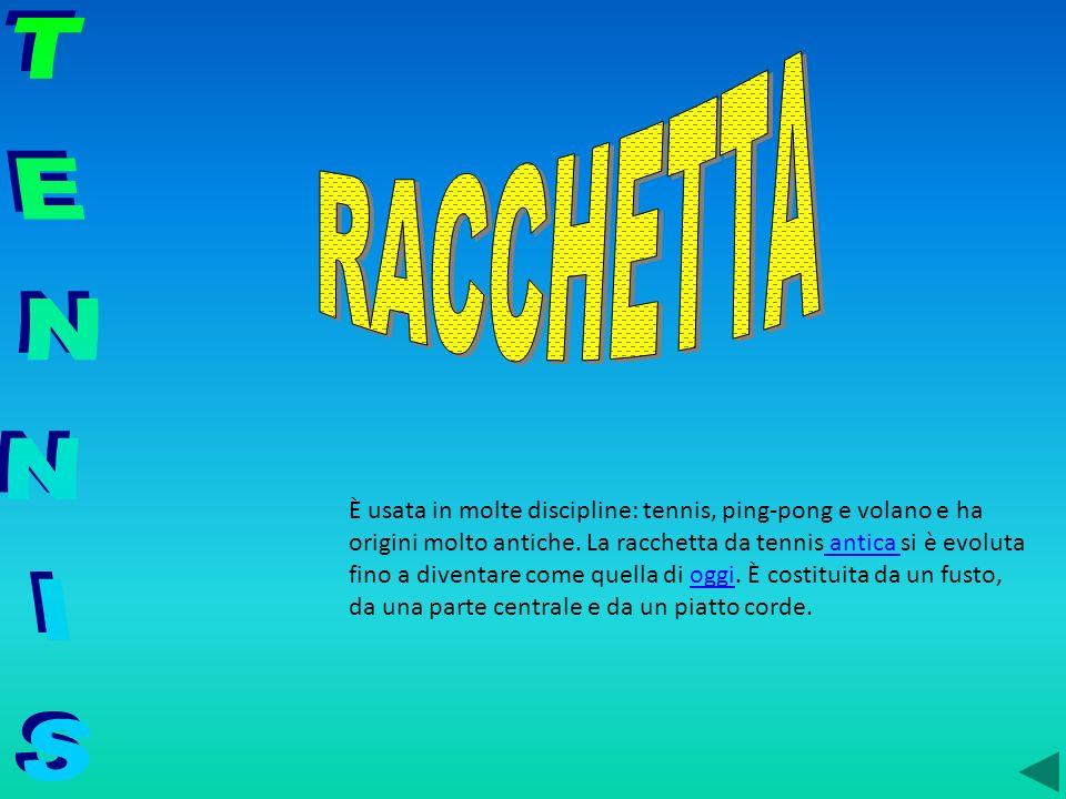 RACCHETTA TENNIS.