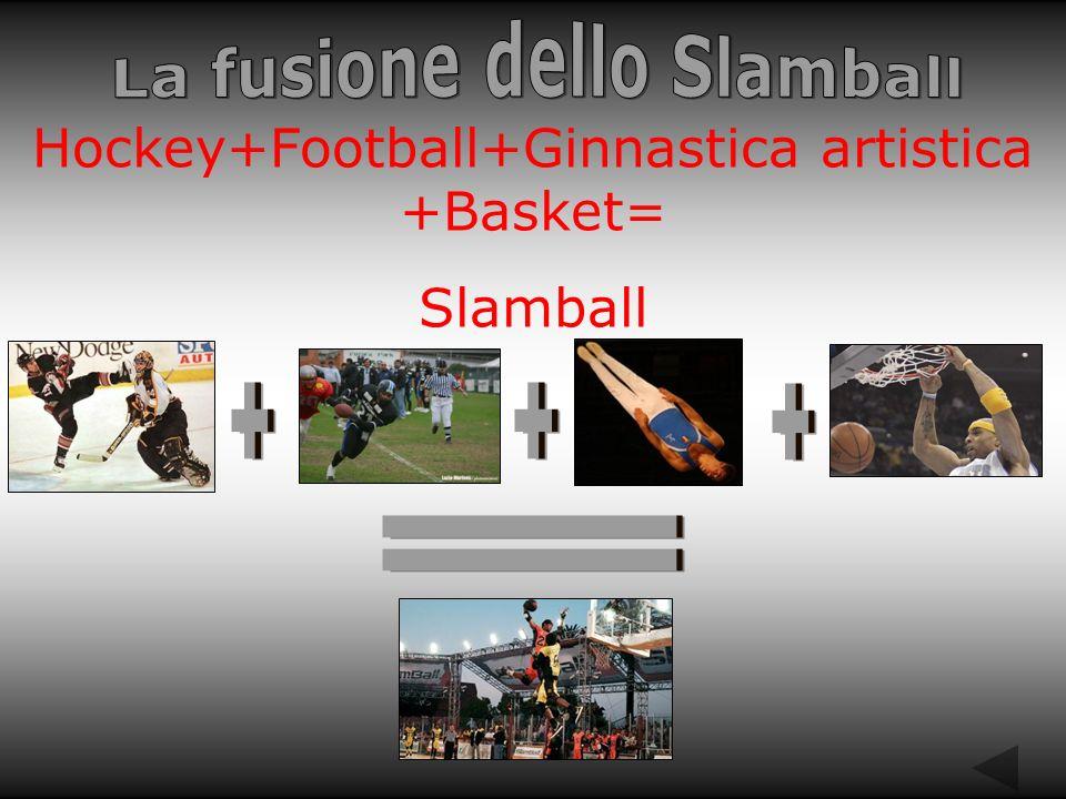 La fusione dello Slamball