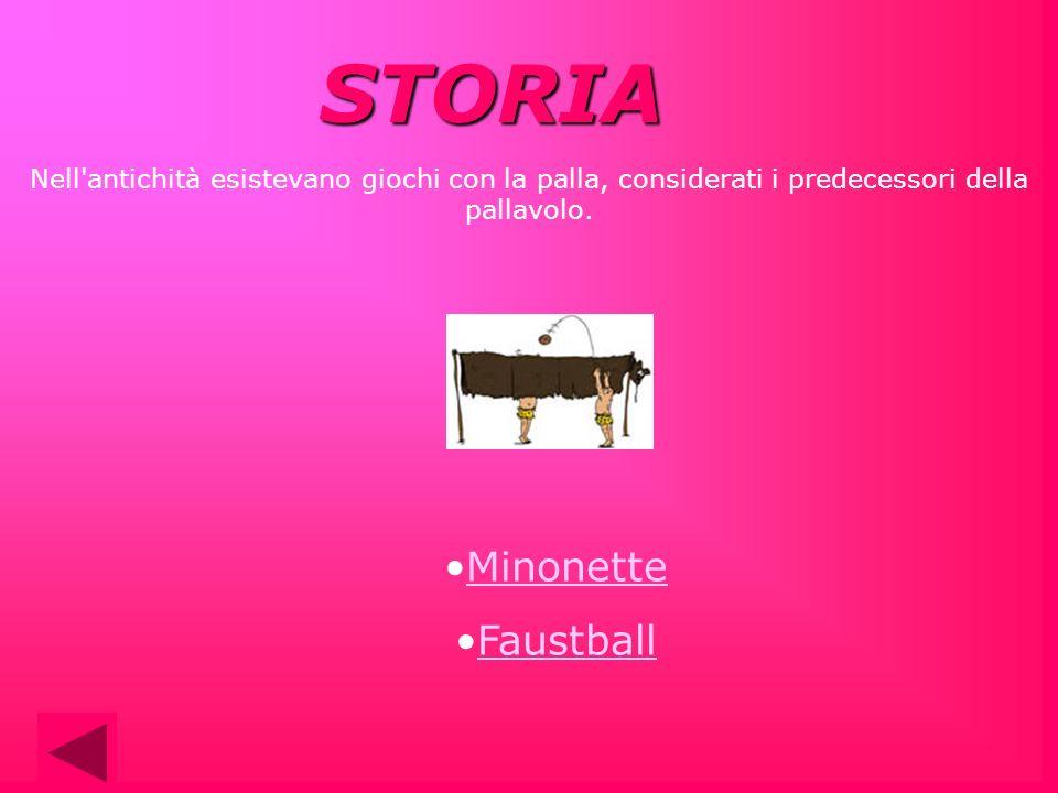 STORIA Minonette Faustball