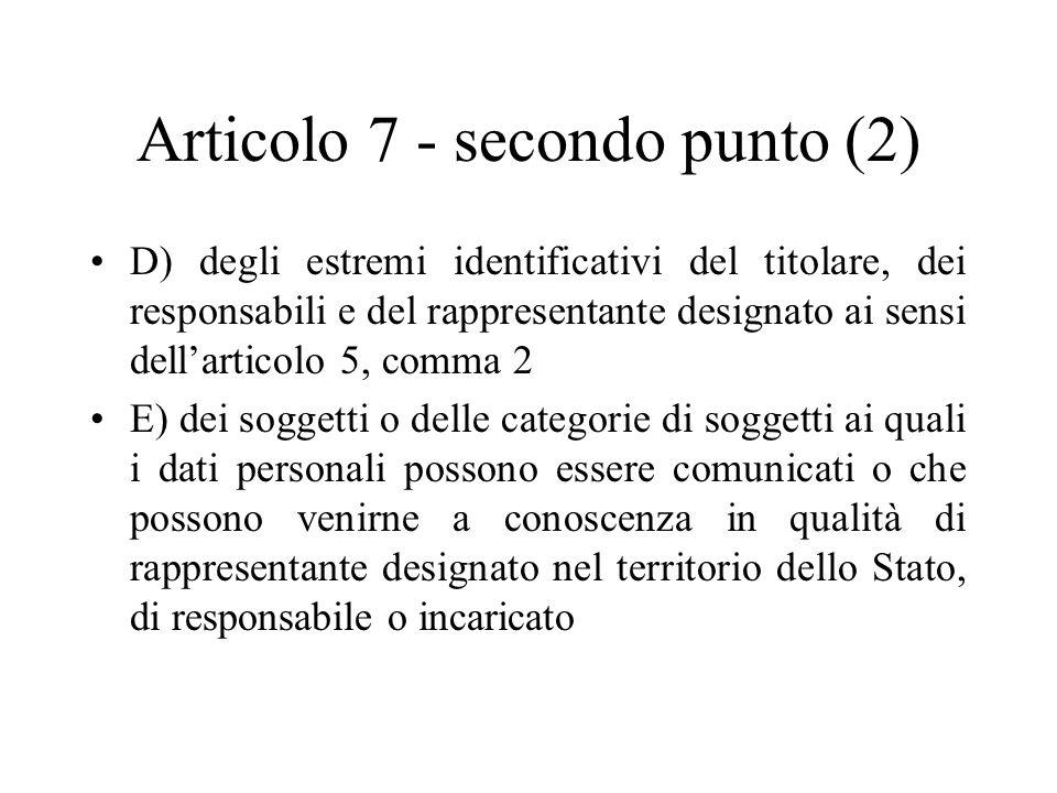 Articolo 7 - secondo punto (2)
