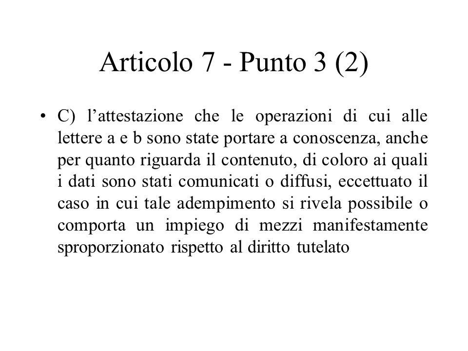Articolo 7 - Punto 3 (2)