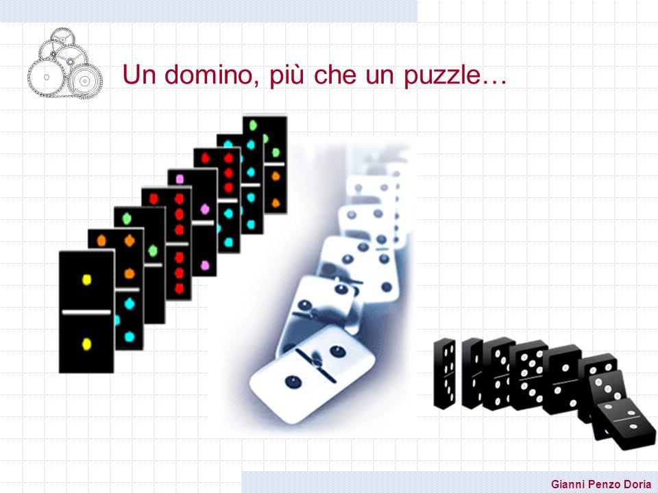 Un domino, più che un puzzle…