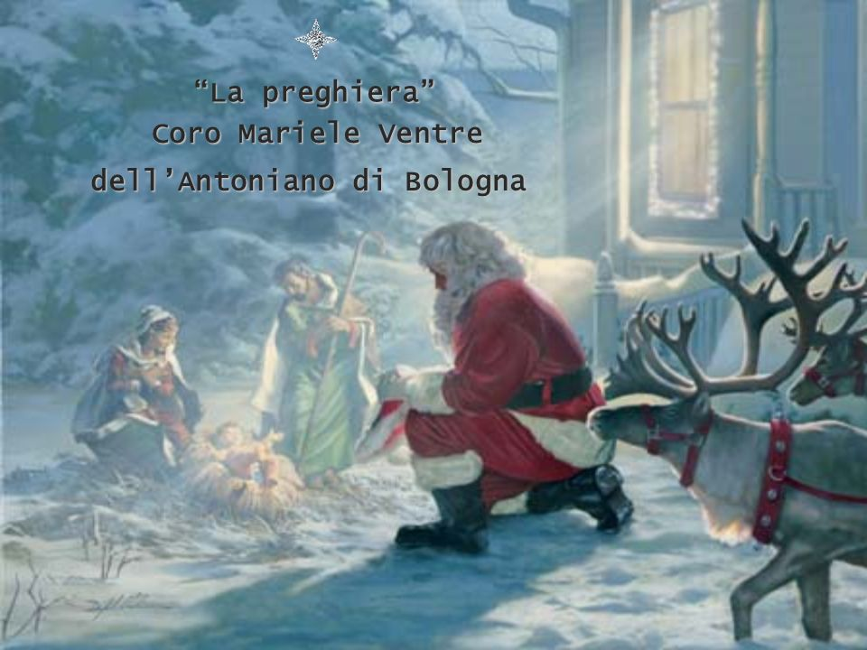 La preghiera Coro Mariele Ventre dell'Antoniano di Bologna