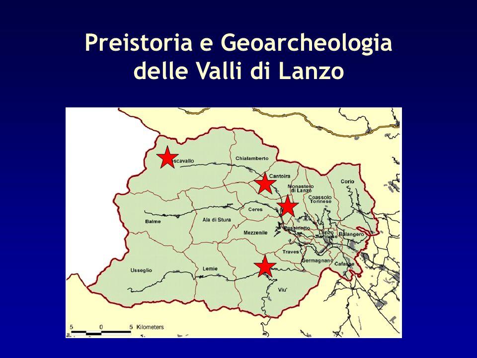 Preistoria e Geoarcheologia