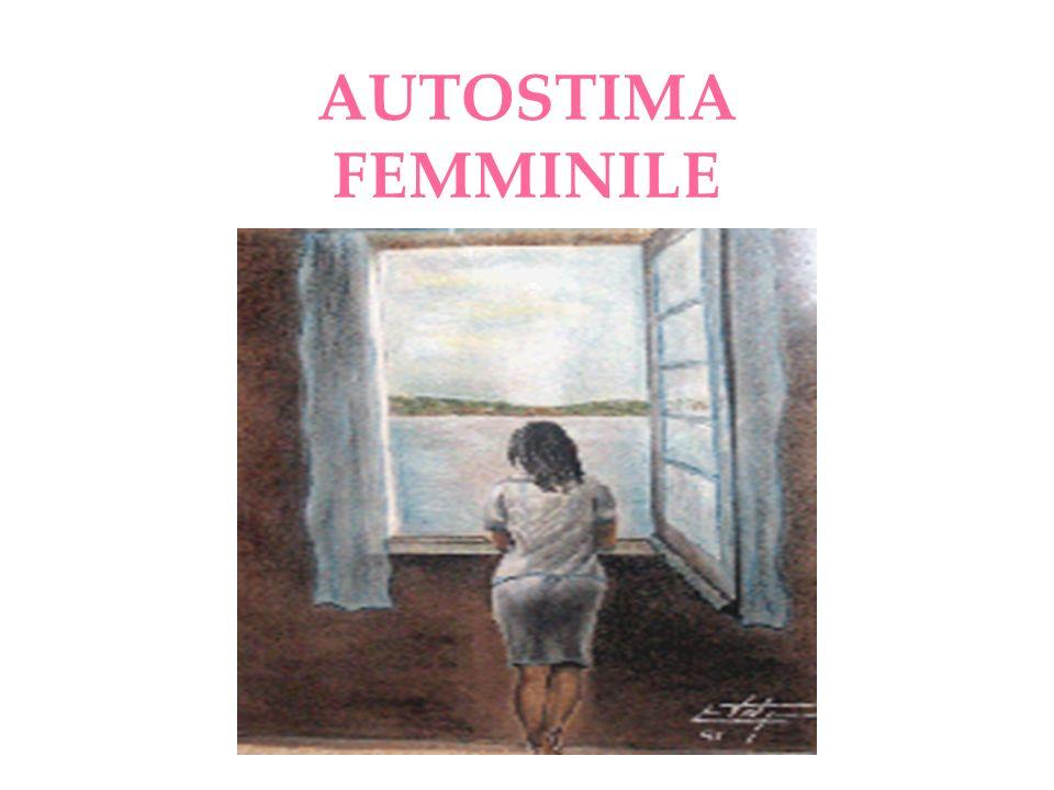 AUTOSTIMA FEMMINILE