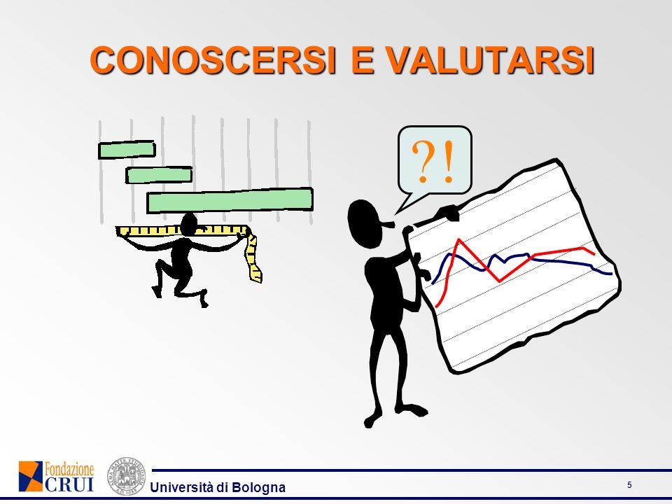 CONOSCERSI E VALUTARSI