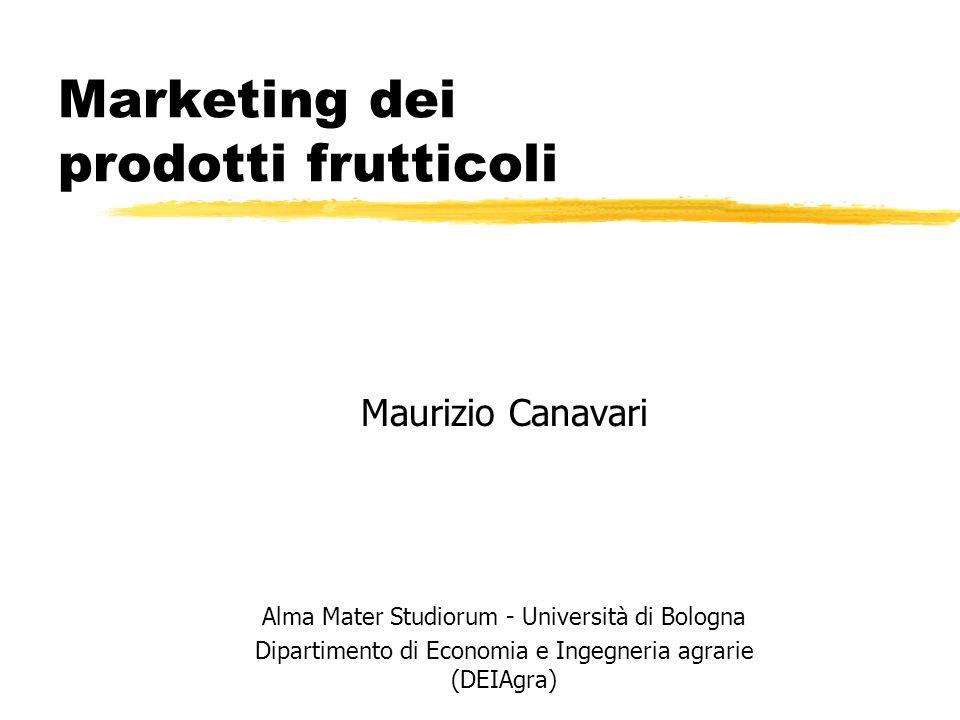 Marketing dei prodotti frutticoli