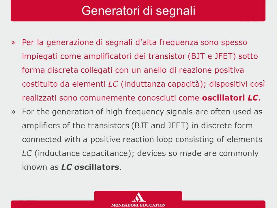 Generatori di segnali
