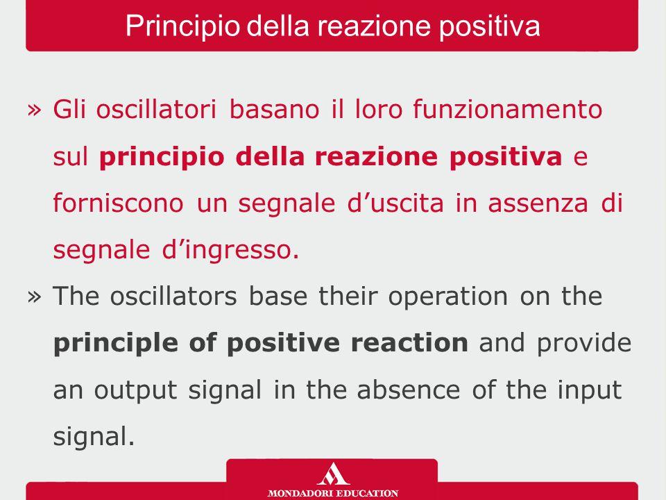 Principio della reazione positiva