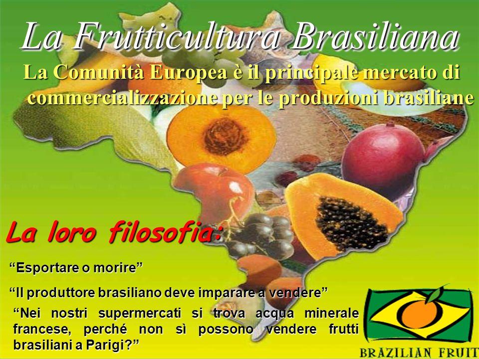 La Frutticultura Brasiliana