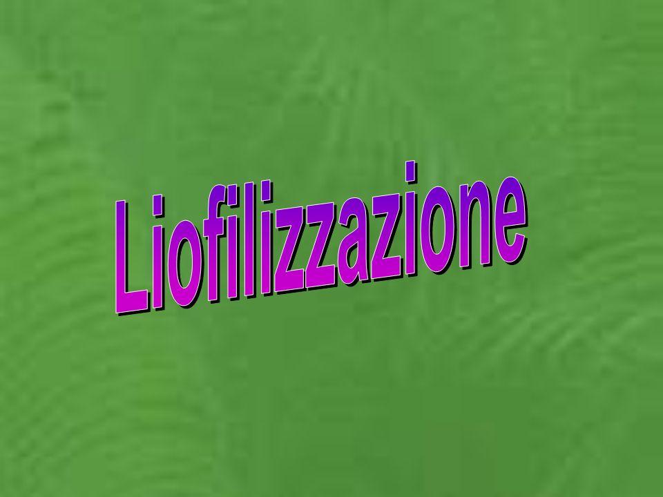Liofilizzazione