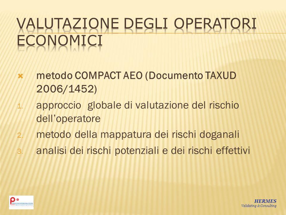 Valutazione degli operatori economici