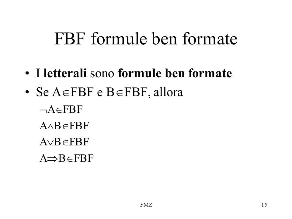 FBF formule ben formate
