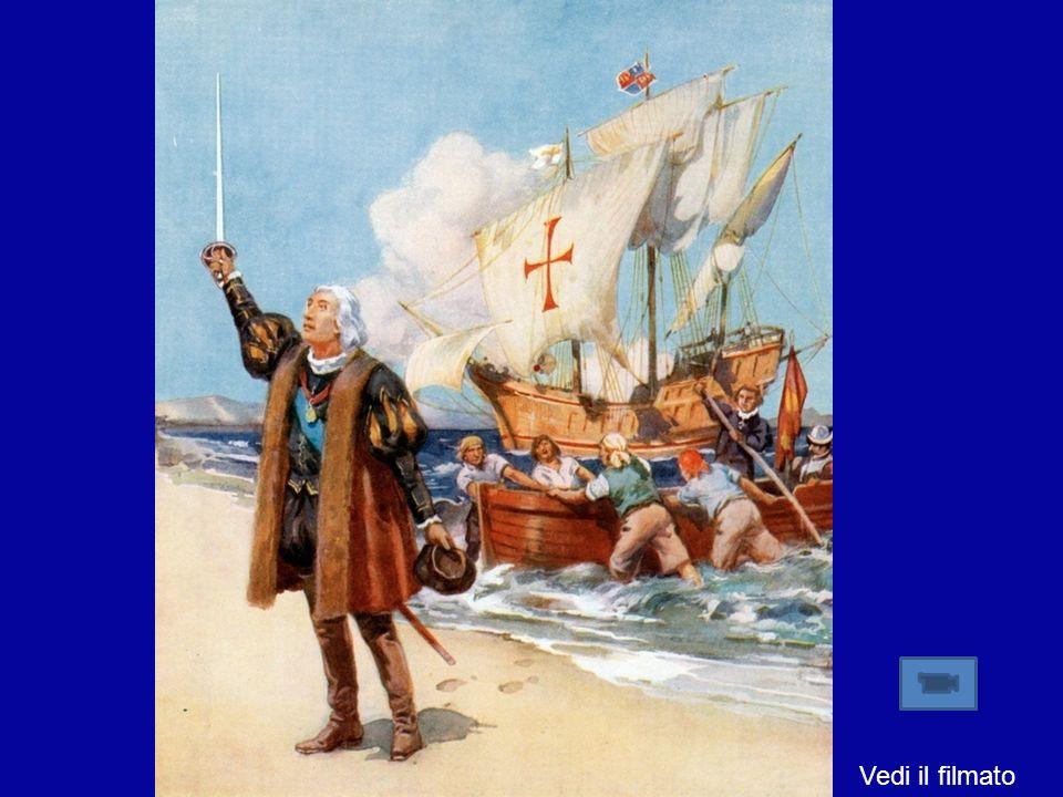 In seguito, Colombo compie altre tre spedizioni in America