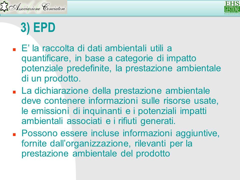 3) EPD