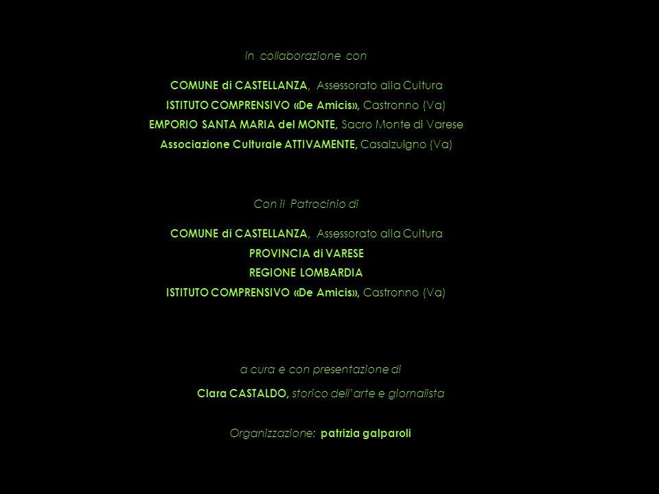 COMUNE di CASTELLANZA, Assessorato alla Cultura