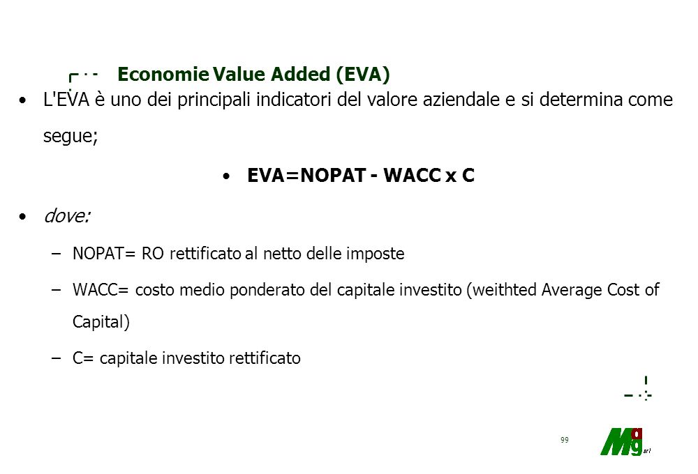 Economie Value Added (EVA)