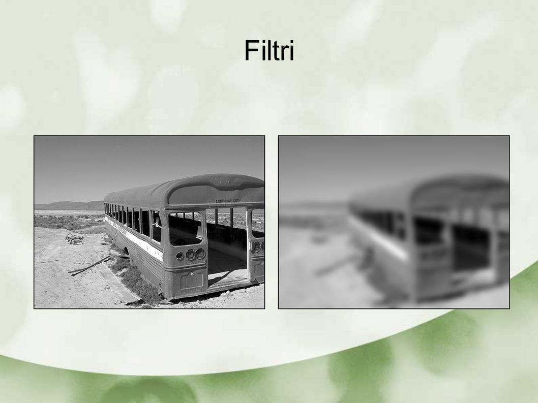 Filtri