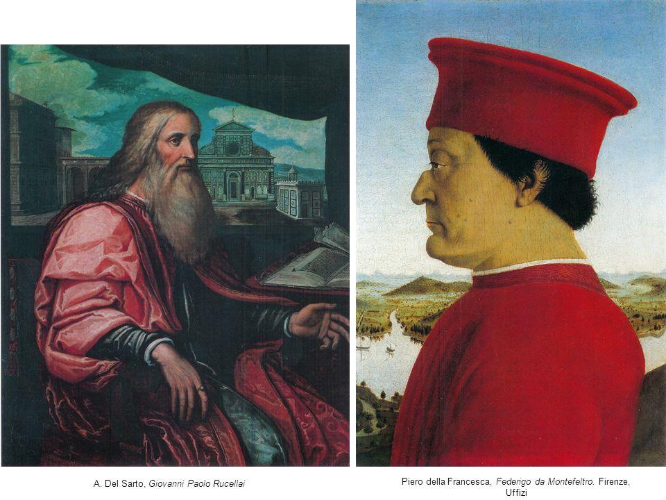 A. Del Sarto, Giovanni Paolo Rucellai