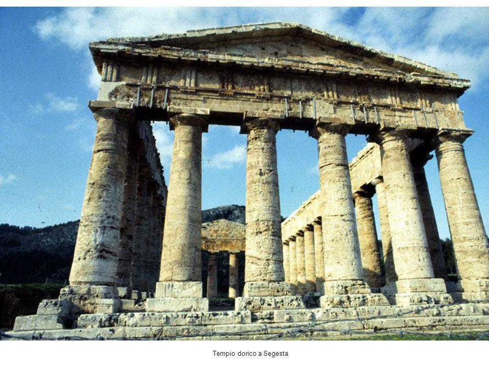 Tempio dorico a Segesta