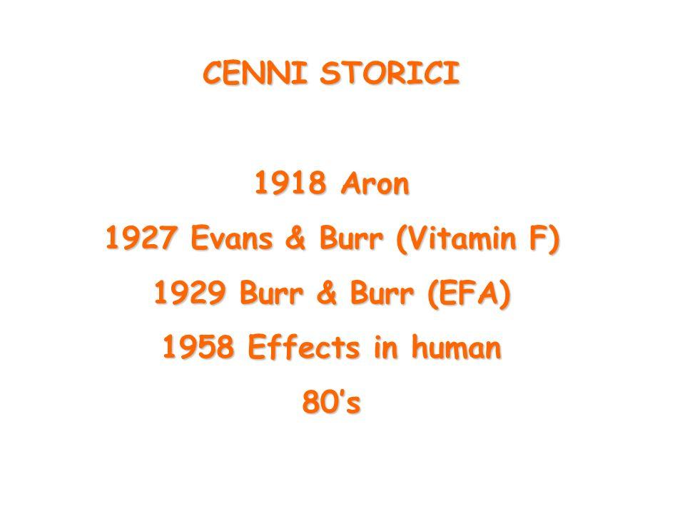 1927 Evans & Burr (Vitamin F)