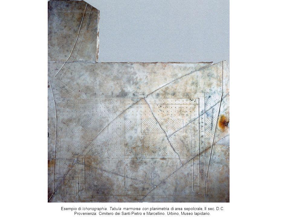 Esempio di Ichonographia