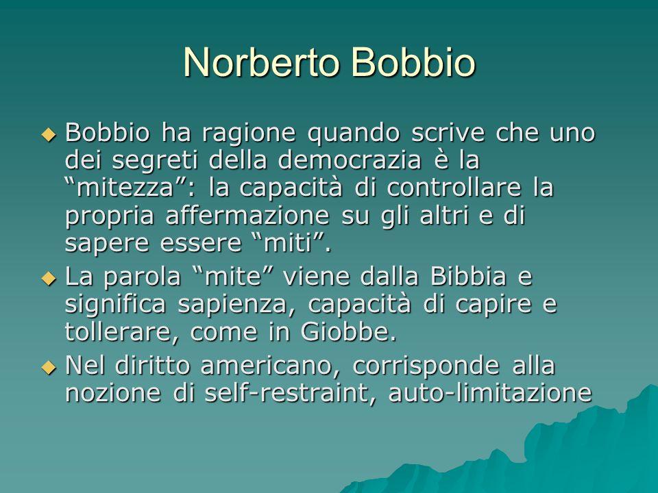 Norberto Bobbio