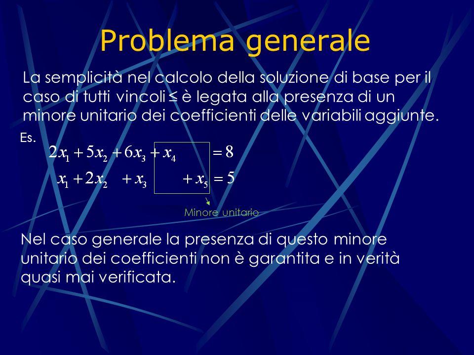 Problema generale