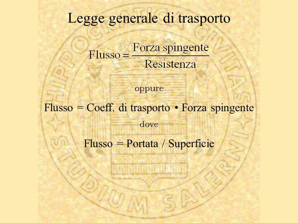 Legge generale di trasporto