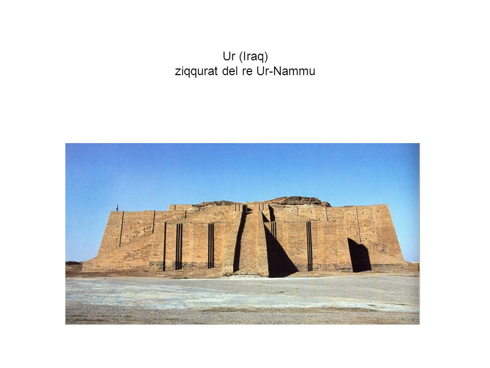 Ur (Iraq) ziqqurat del re Ur-Nammu