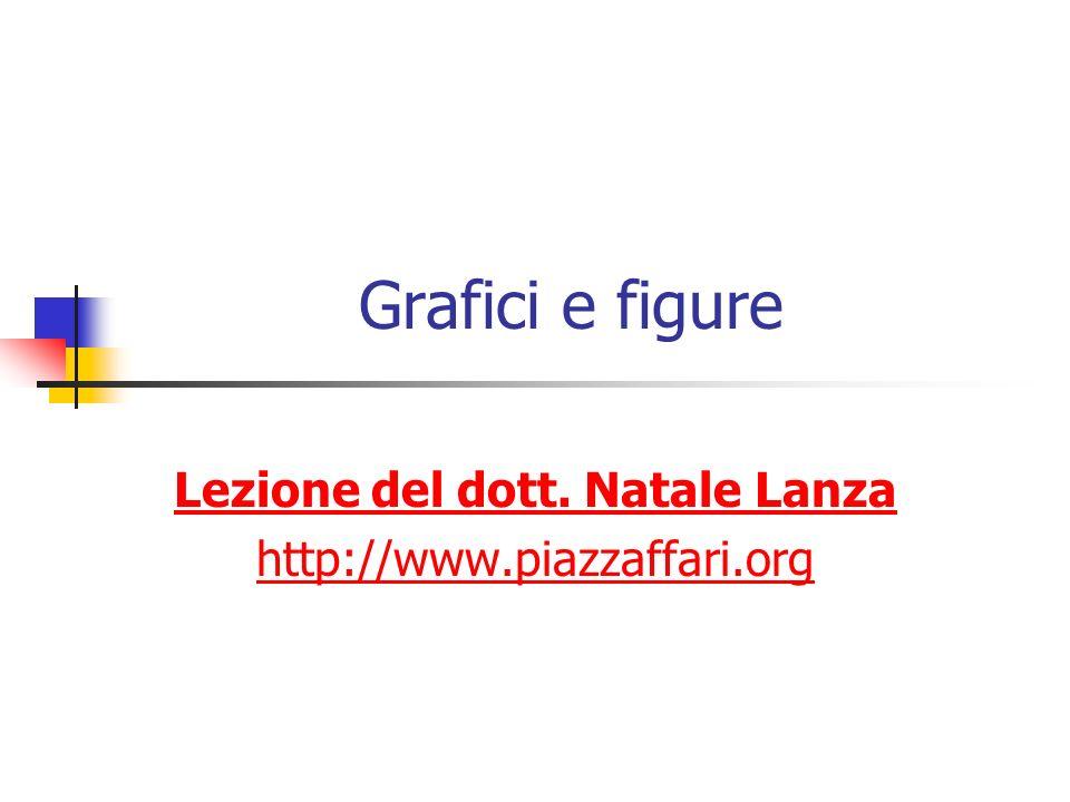 Lezione del dott. Natale Lanza http://www.piazzaffari.org