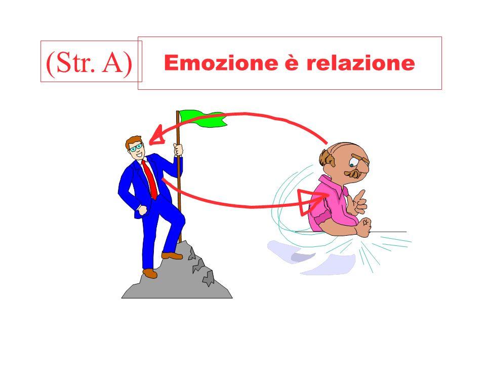 Emozione è relazione (Str. A)