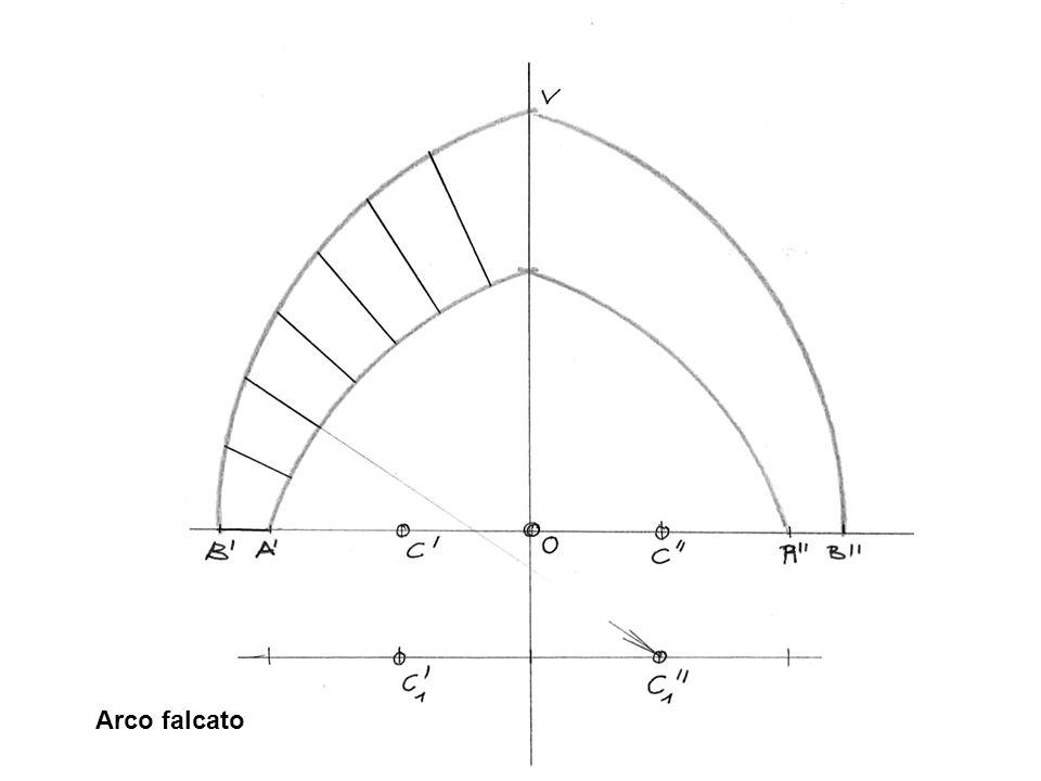 Arco falcato