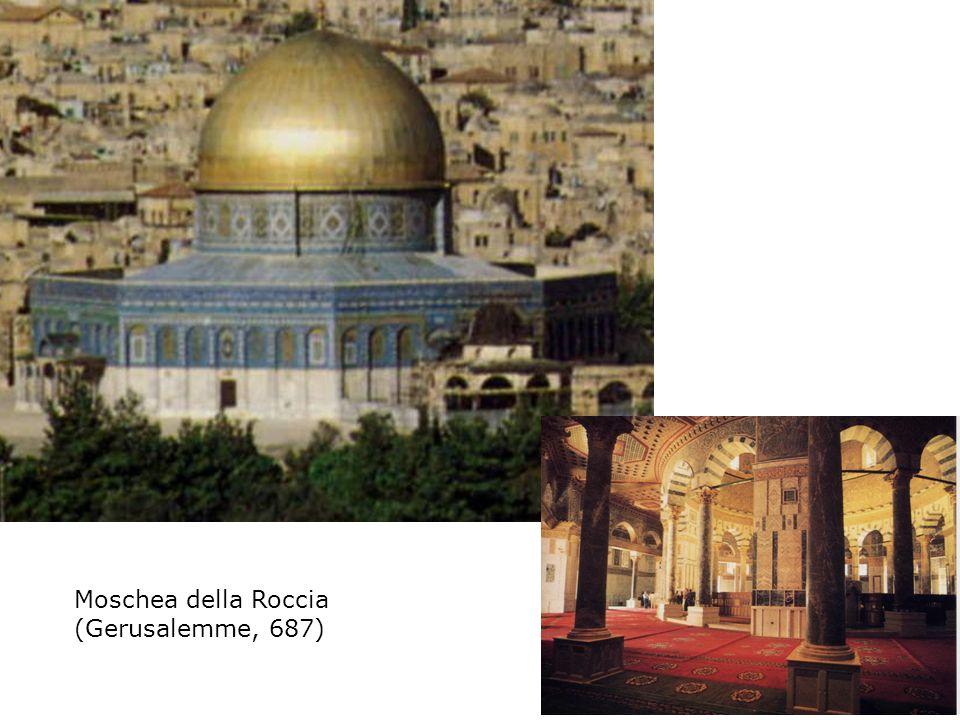 Moschea della Roccia (Gerusalemme, 687)