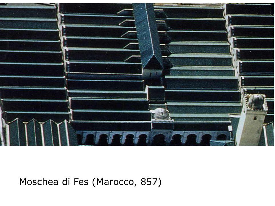 Moschea di Fes (Marocco, 857)