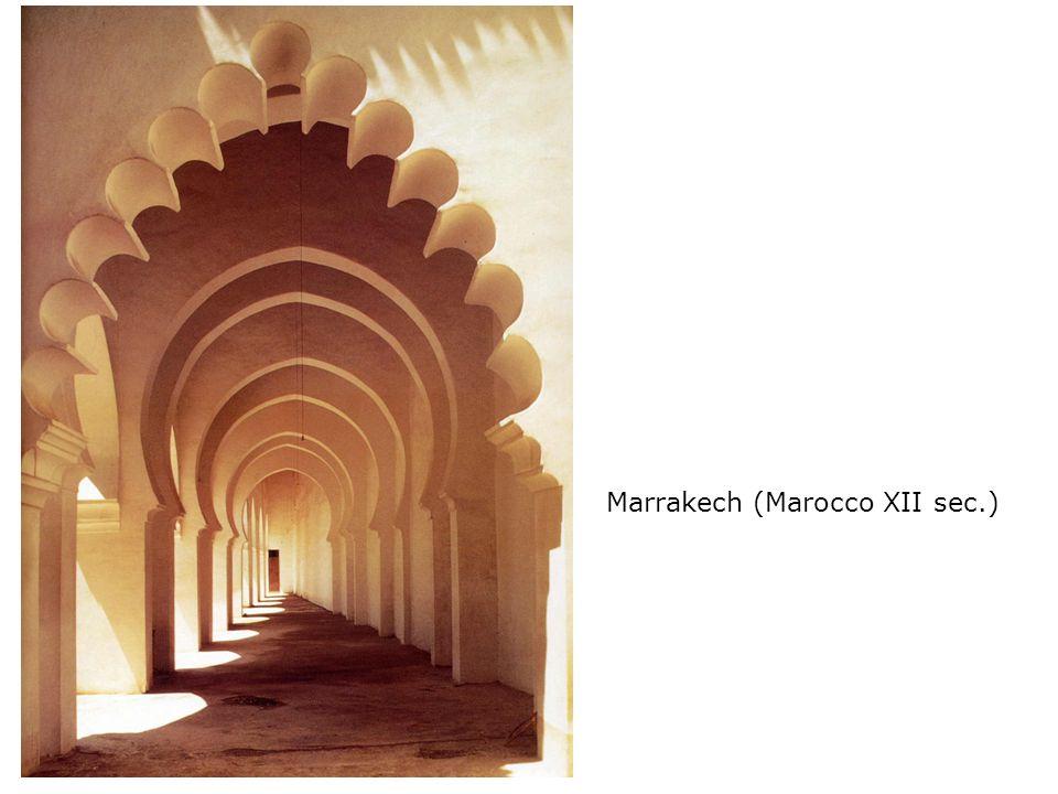 Marrakech (Marocco XII sec.)