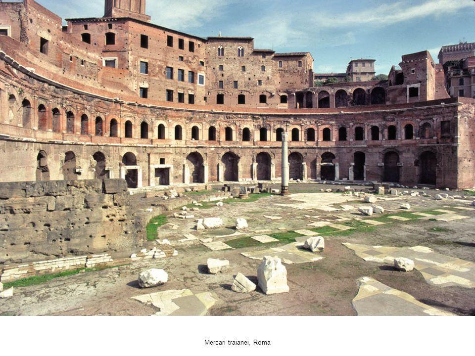 Mercari traianei, Roma