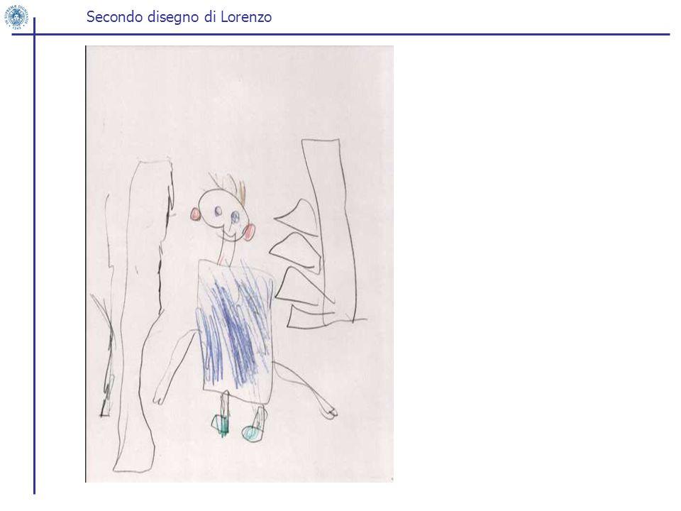 Secondo disegno di Lorenzo