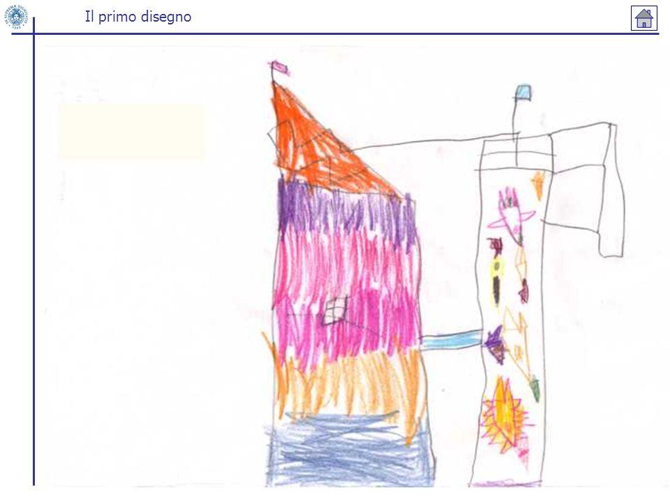 Il primo disegno