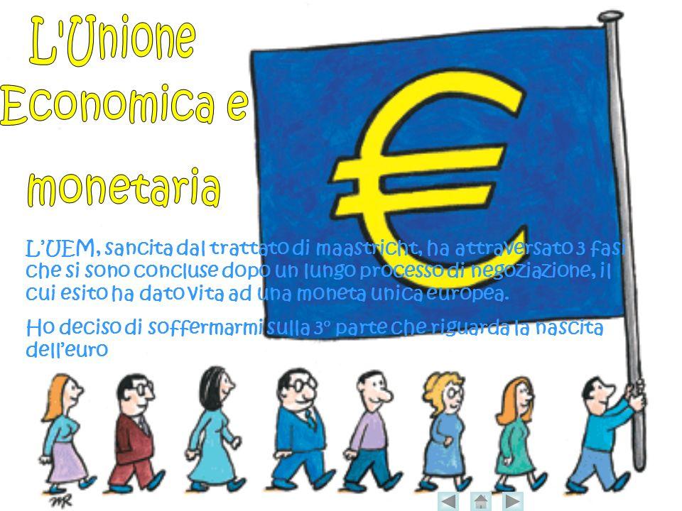 L Unione Economica e monetaria