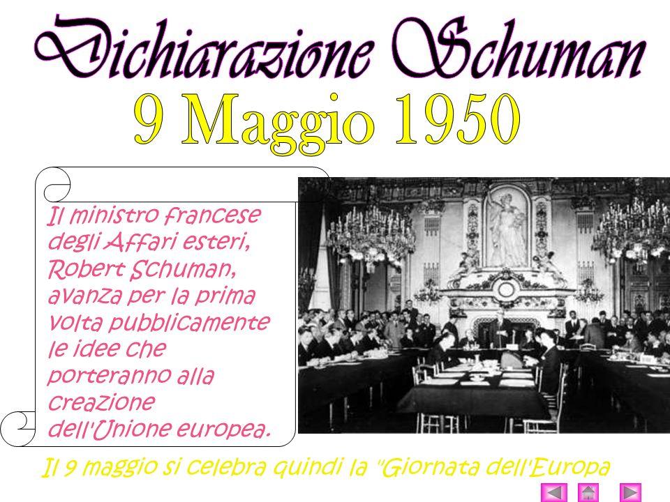 Dichiarazione Schuman