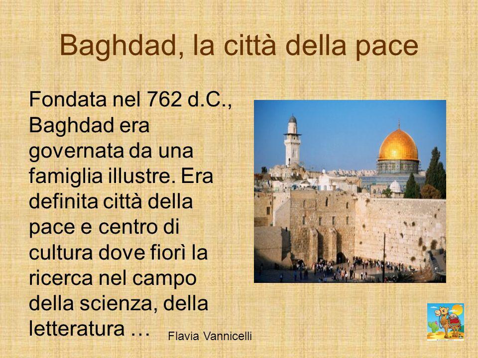 Baghdad, la città della pace
