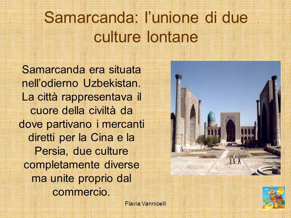 Samarcanda: l'unione di due culture lontane