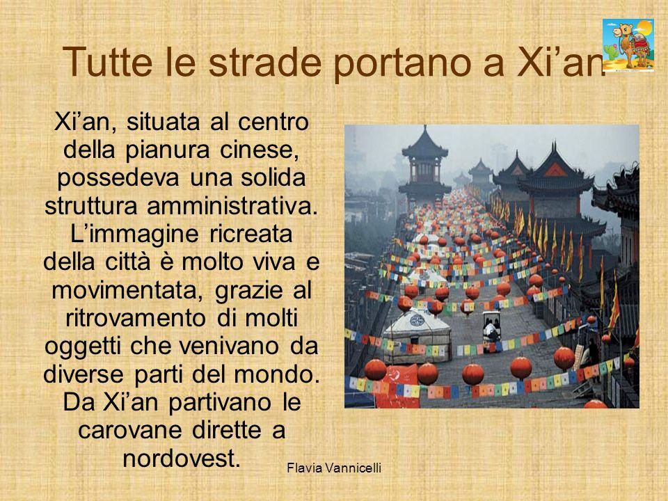 Tutte le strade portano a Xi'an