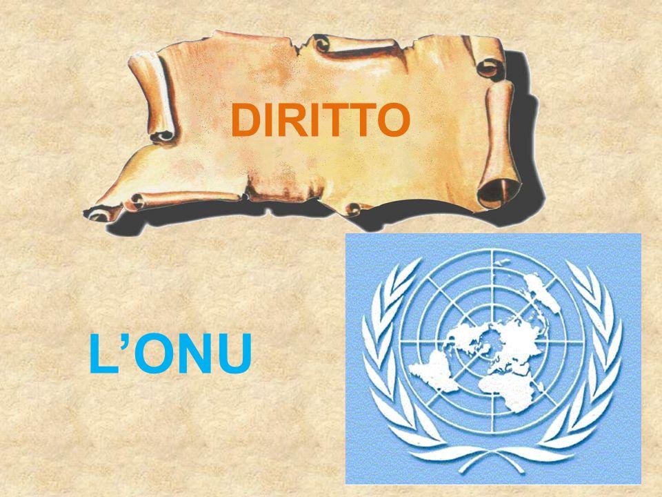 DIRITTO L'ONU