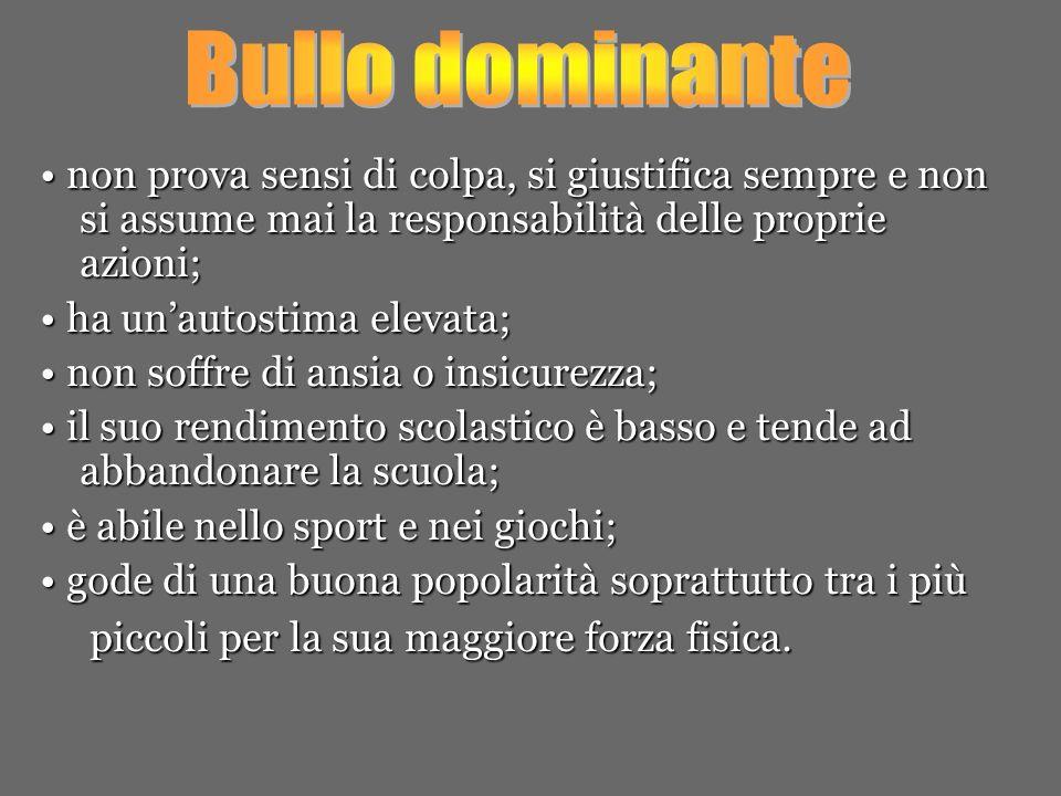 Bullo dominante