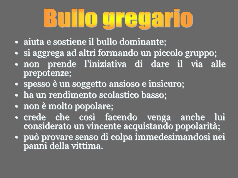 Bullo gregario