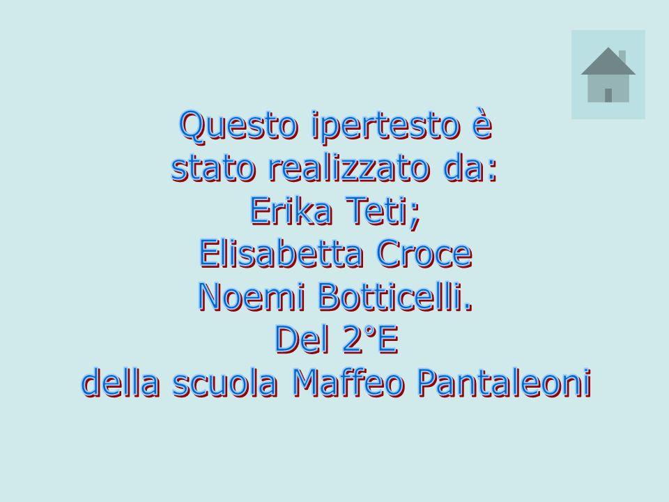 della scuola Maffeo Pantaleoni