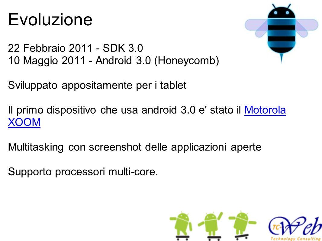 Evoluzione 22 Febbraio 2011 - SDK 3.0