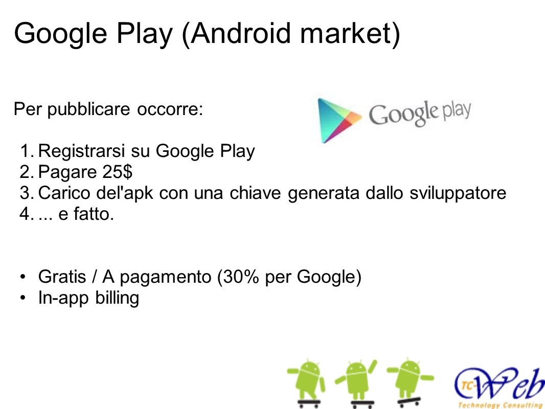 Google Play (Android market)